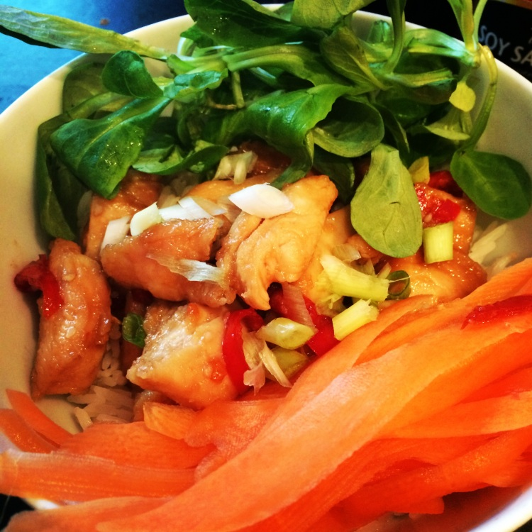 food, food blog, recipes, healthy recipes, japanese food, japanese recipes, wagamama recipes, wagamama teriyaki chicken, how to make wagamamas, chicken teriyaki recipe, chicken stir fry