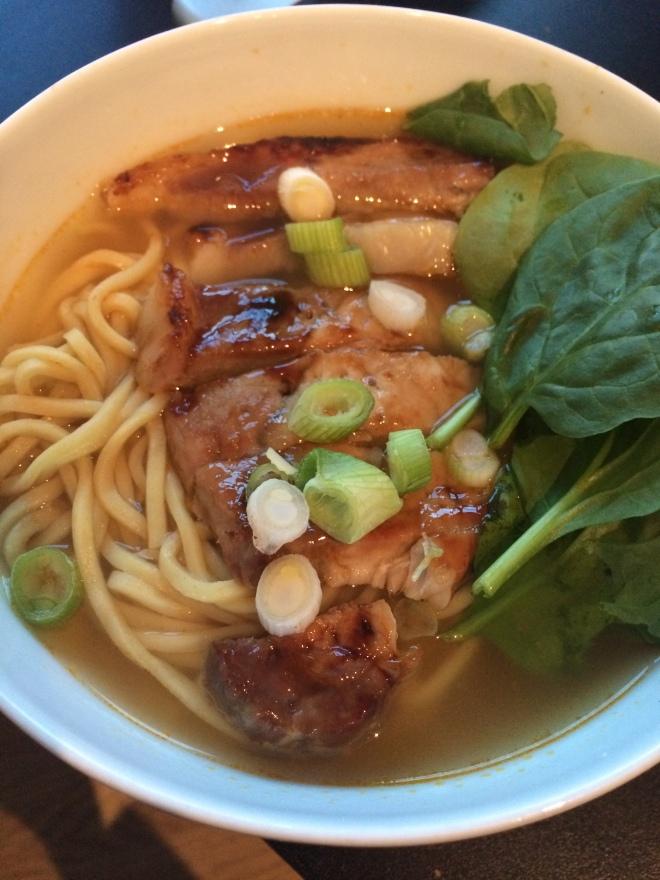 ramen, ramen recipe, pork ramen, pork recipes, food, food blogger, noodles, noodle recipes, pork noodles, how to make ramen, honey glazed pork, bbq pork