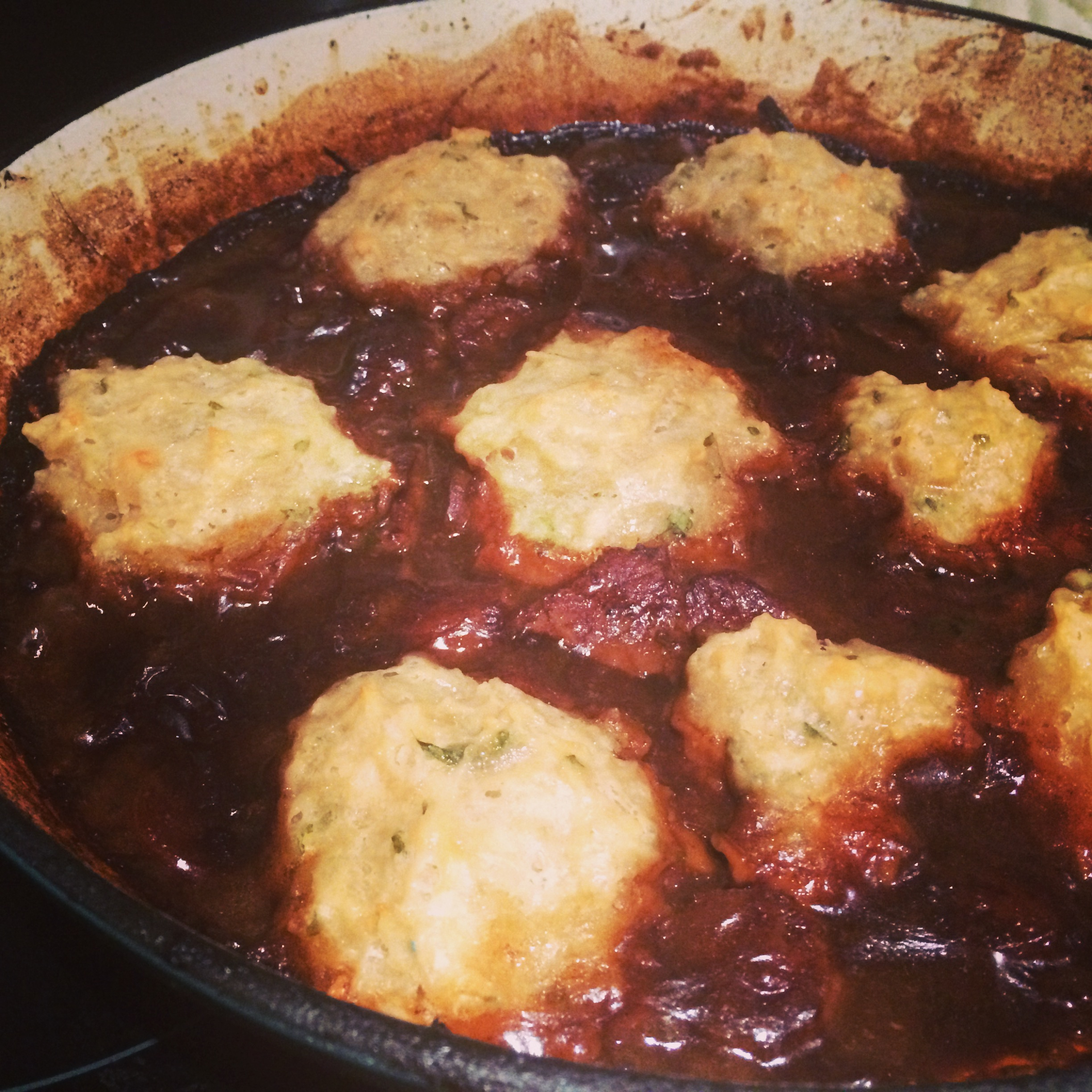 how to make beef stew and dumplings in slow cooker