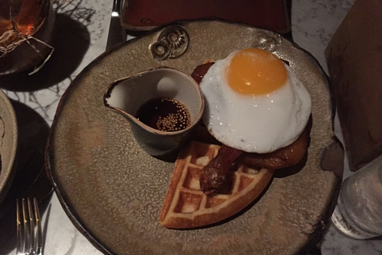 duck and waffle, duck waffle, duck and waffle restaurant, restaurant london, eating out london, where to eat in london, best restaurants in london, heron tower, heron tower restaurant, food, foodie, food blogger, food writer, restaurant reviews, ox cheek doughnut, highest restaurant in the uk, dan doherty