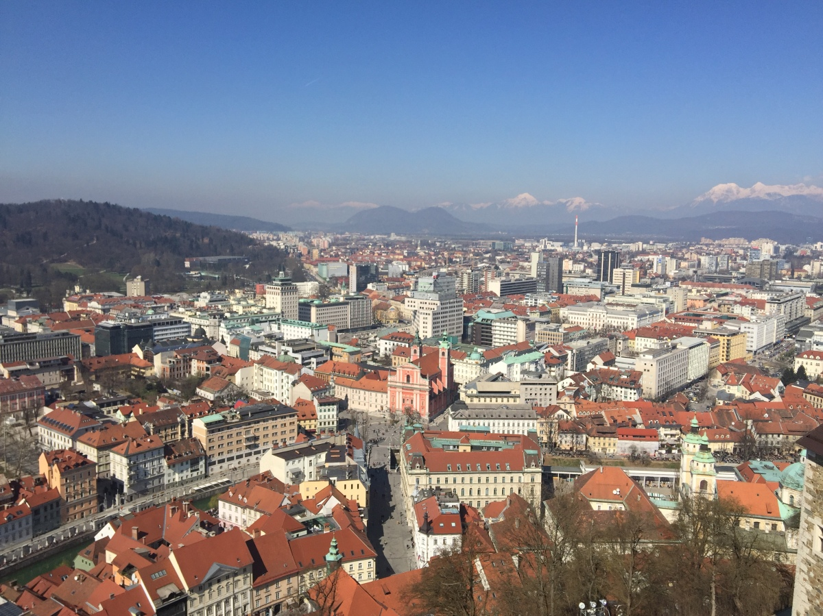 What to do and what to eat in Ljubljana