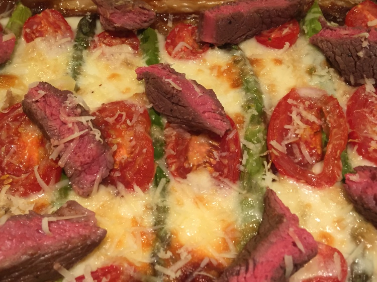 simply puff pastry recipe, steak and cheese tart, tomato and asparagus tart, how to make a tart, food blog, london food blogger, quick dinner ideas, quick dinner recipes