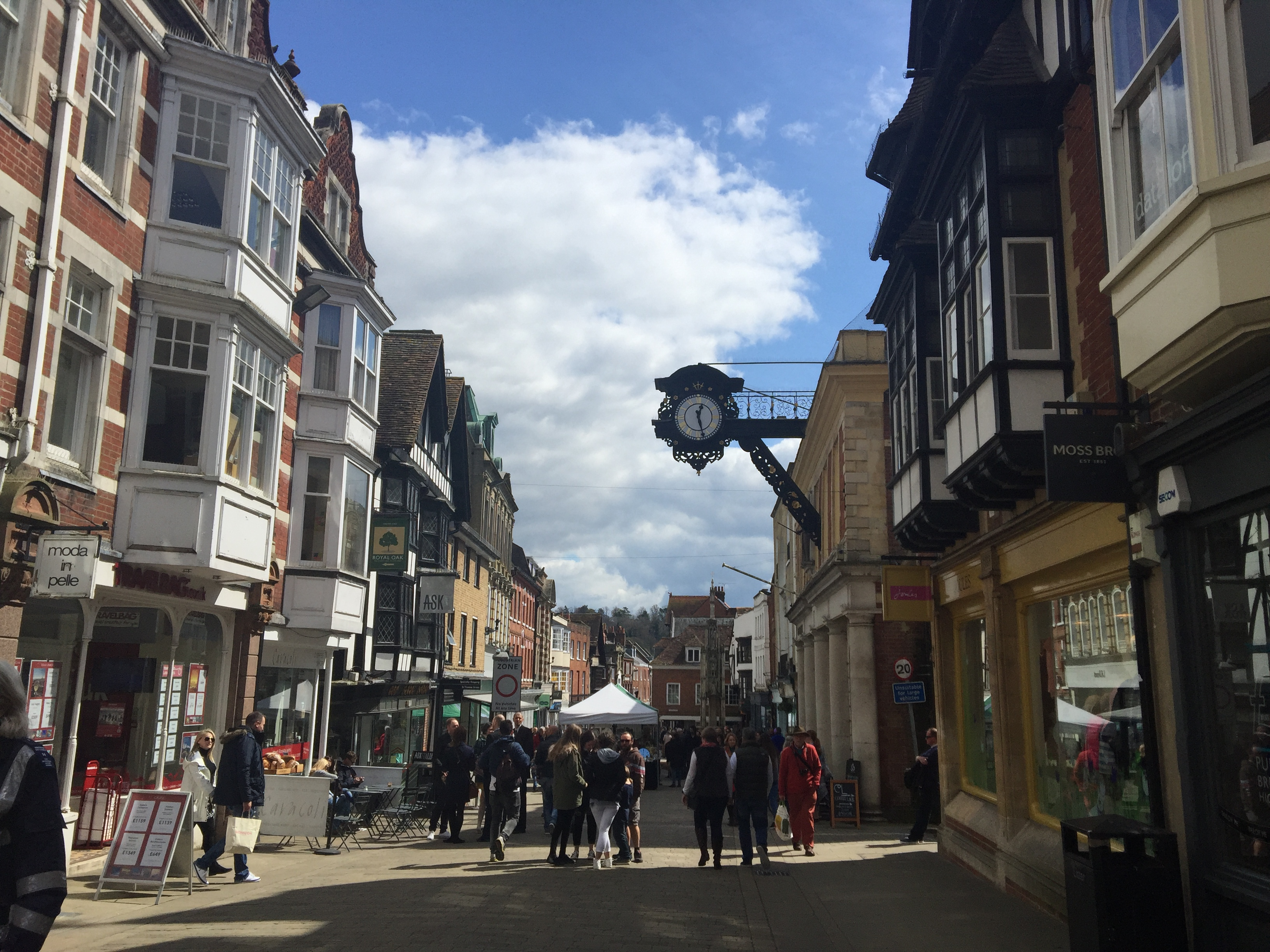 Review The Black Rat Winchester Plates And Places