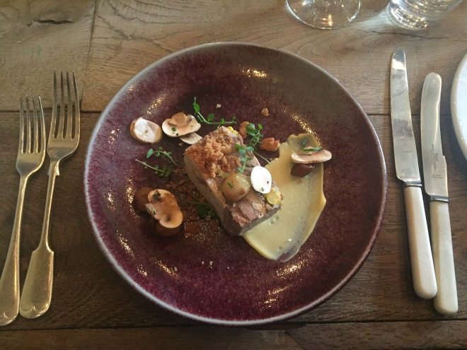 the black rat, the black rat winchester, restaurants in winchester, michelin star restaurants hampshire, restaurant reviews, london food bloggers, food blog