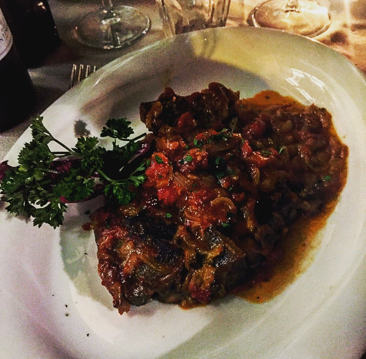 what is ossobuco, what to eat in florence, what do the locals eat in florence, florence food, florentine food, food to eat in florence, florence food trends, food blogger, london food bloggers, where to eat lampbredotto in florence