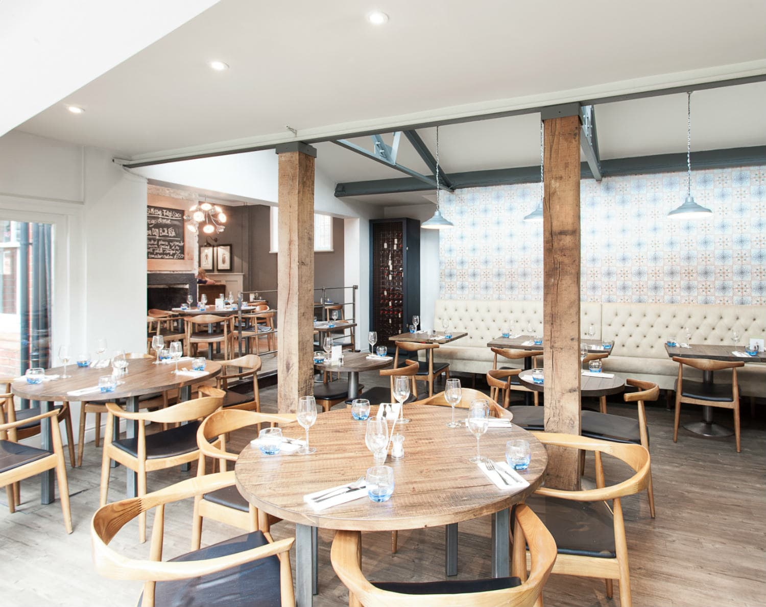 Review No 5 Bridge Street Winchester Plates And Places
