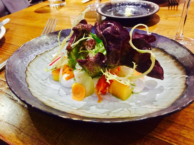 restaurant review the tame hare leamington spa